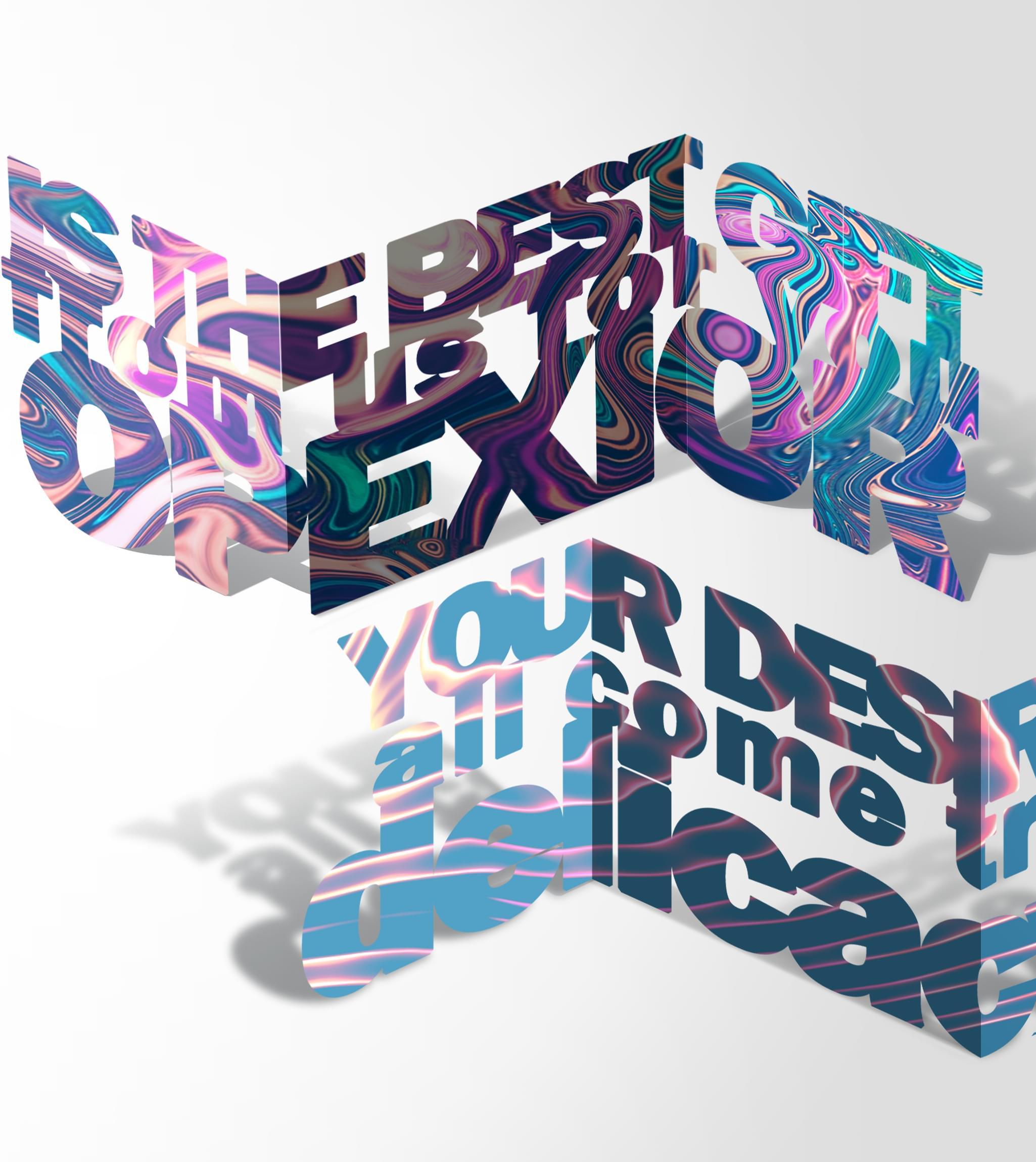 Font design Design