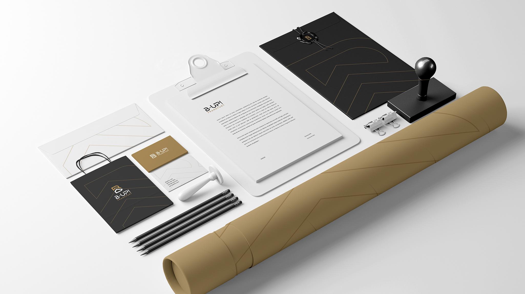 B-UP!   Get No. 1 Creative Branding Design   Branding Agency Branding