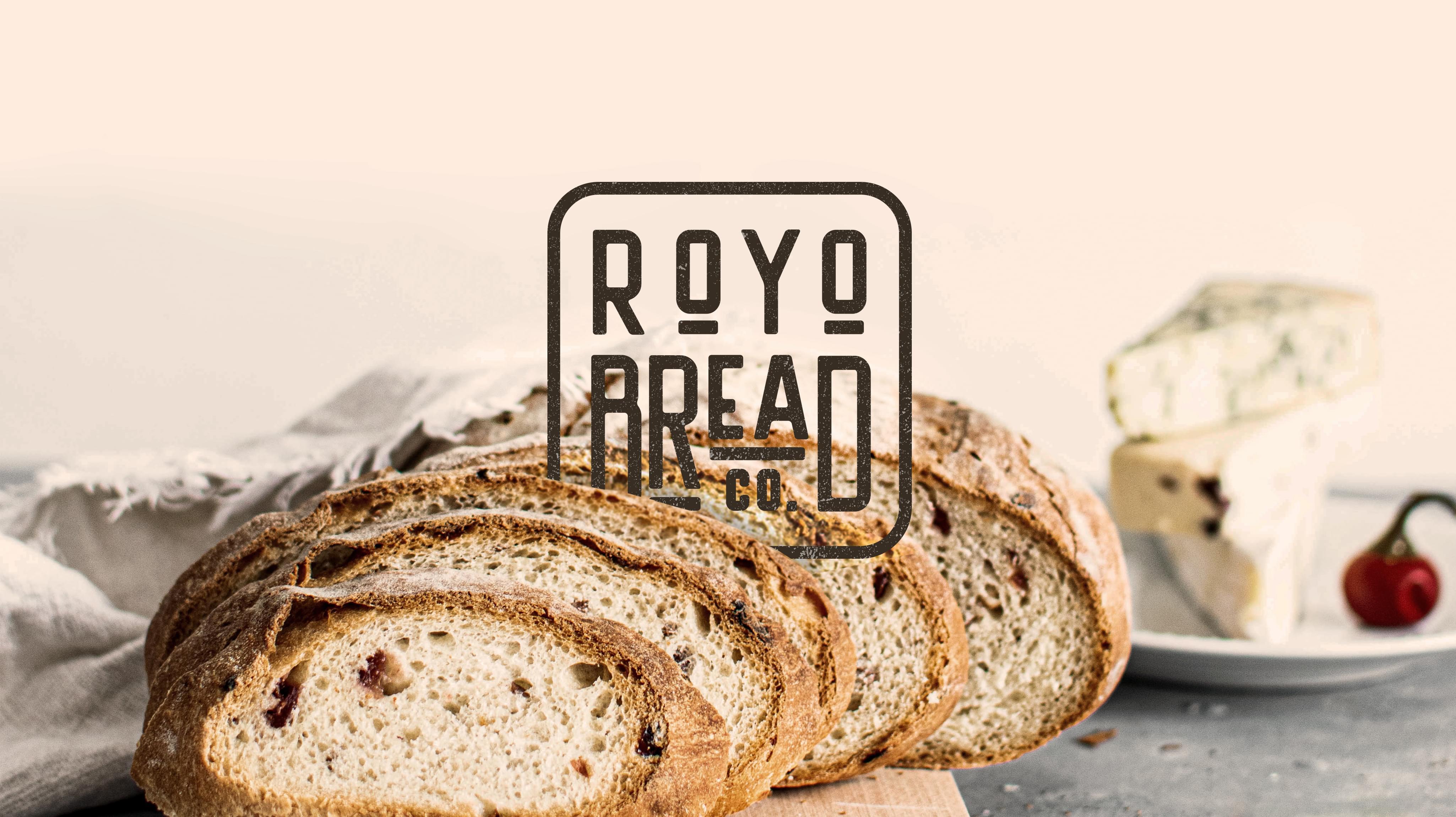 RoYo Bread | Order #1 Custom Branding 2021 | Branding Agency Branding