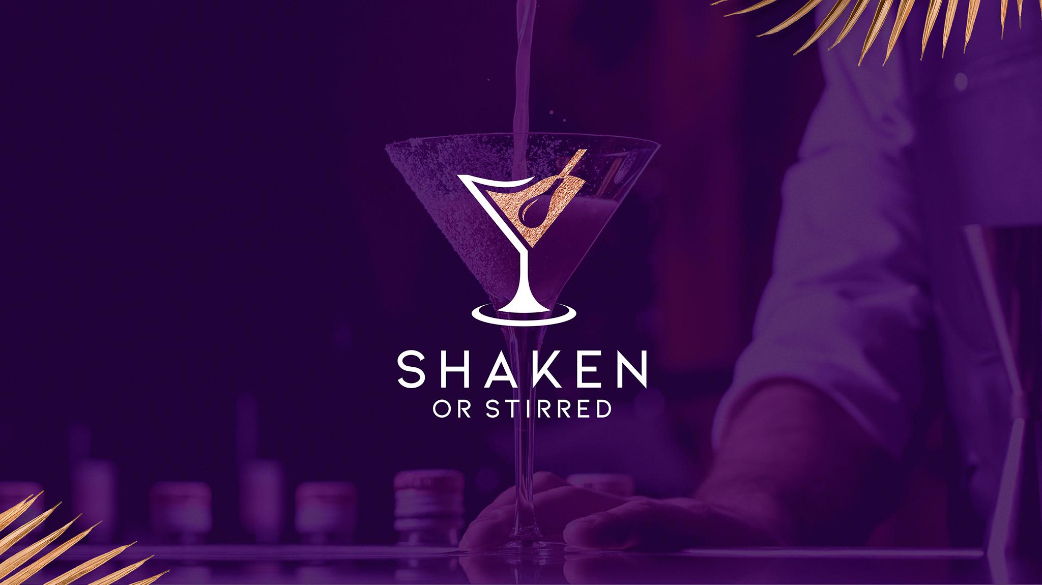Shaken or Stirred | Get #1 Branding Your Business | Branding Agency Branding