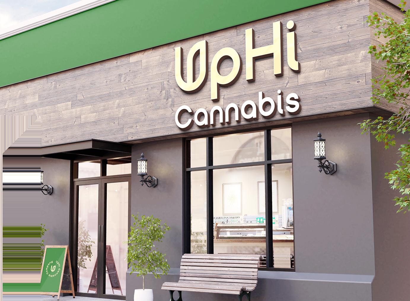 UpHi | Get Unique Branding Company in 2021 | Branding Agency Branding