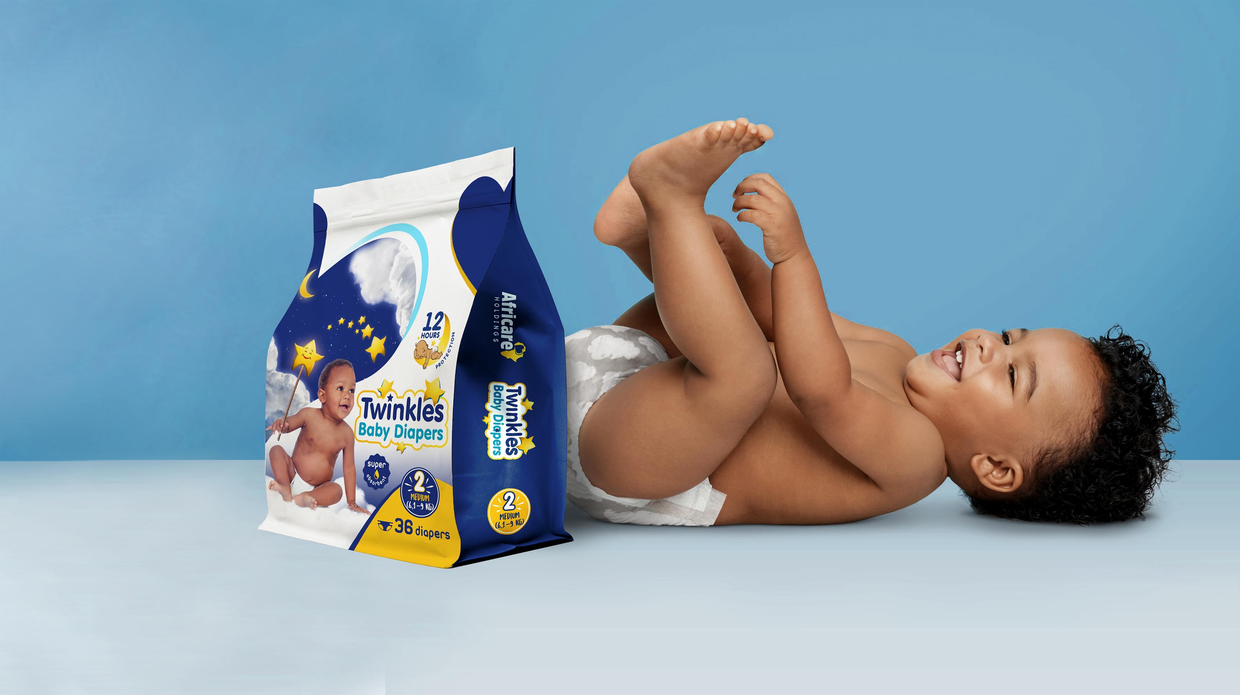 AFRICARE HOLDINGS Packaging