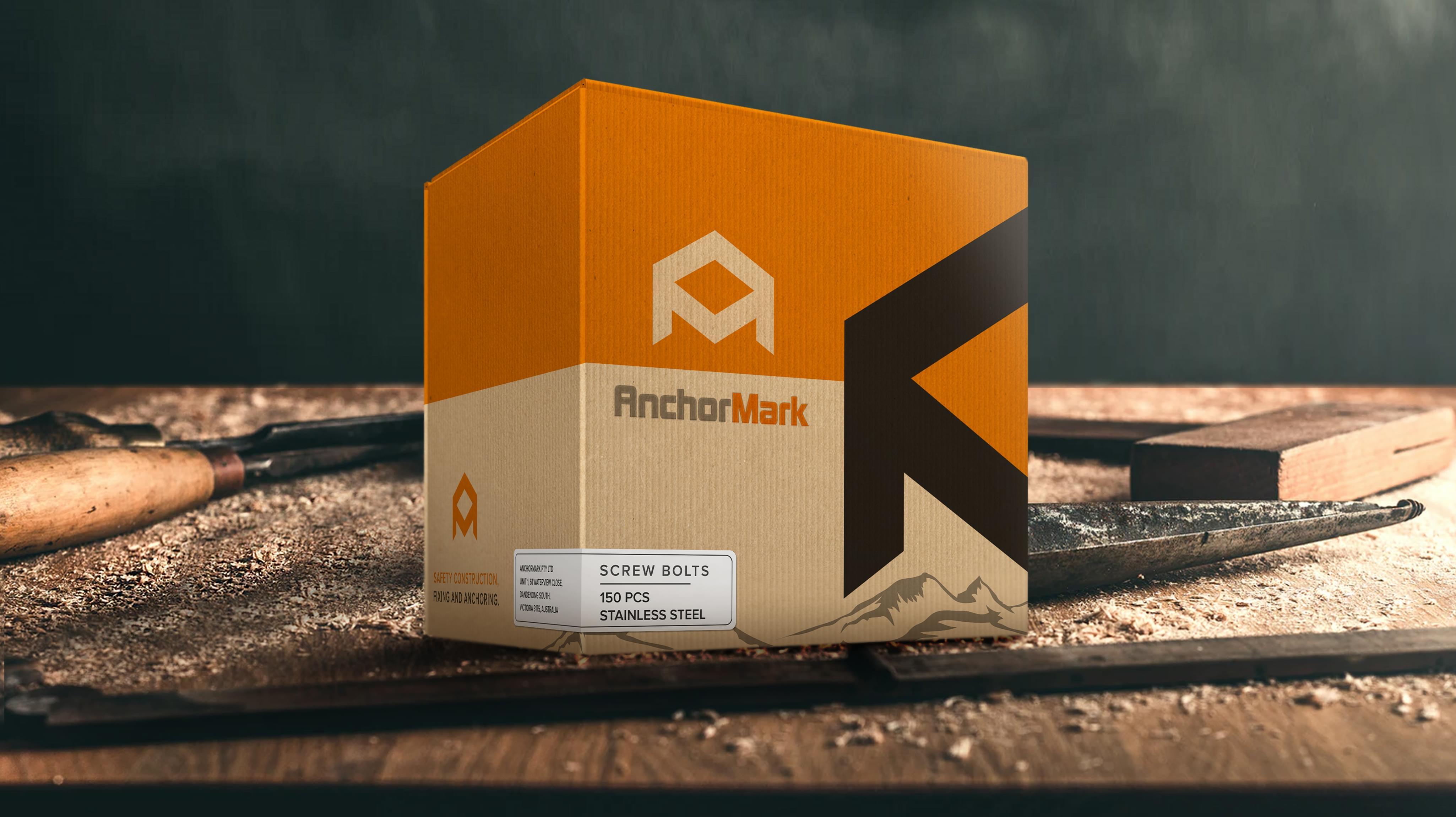 Anchor Mark Packaging