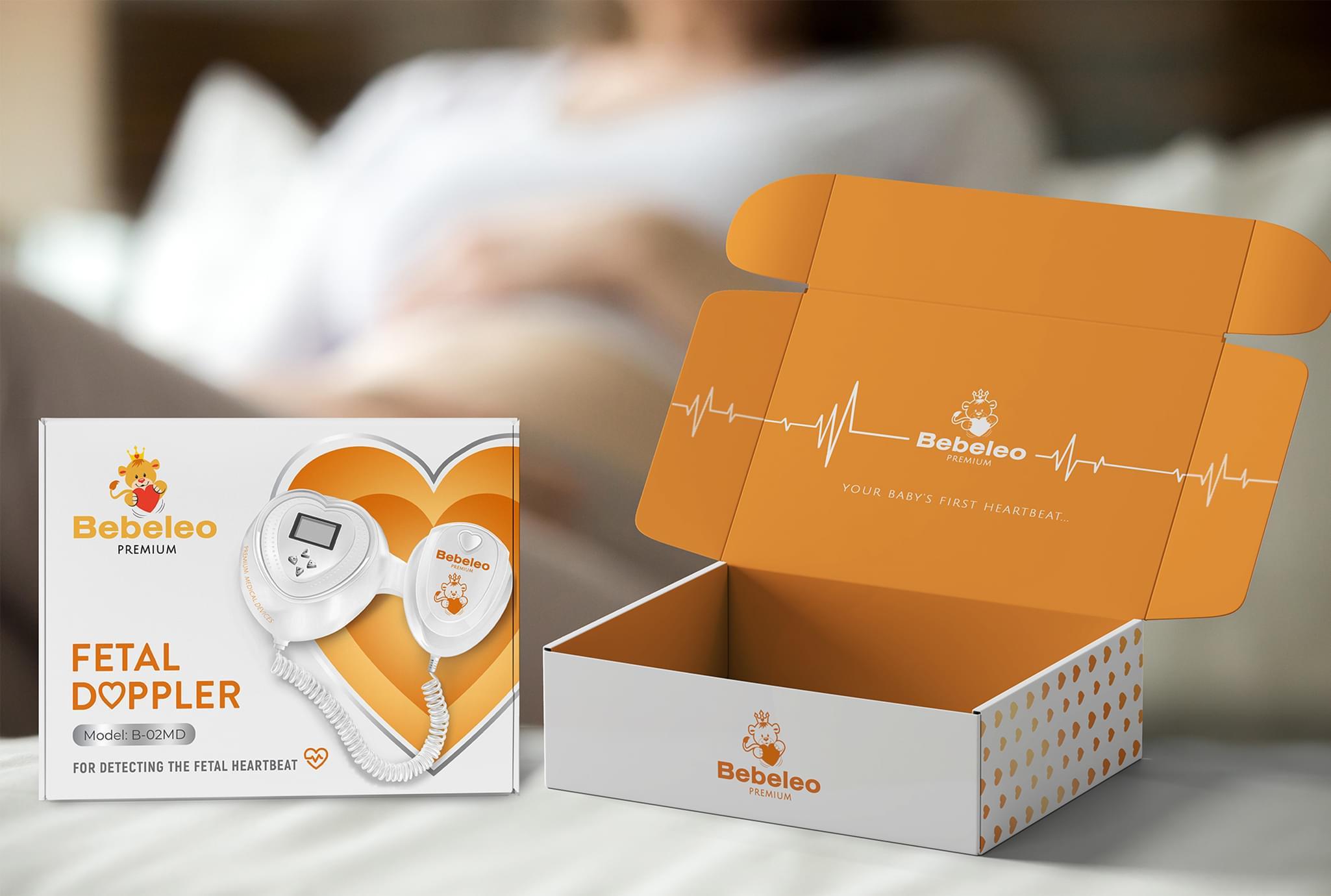 BEBELEO Packaging