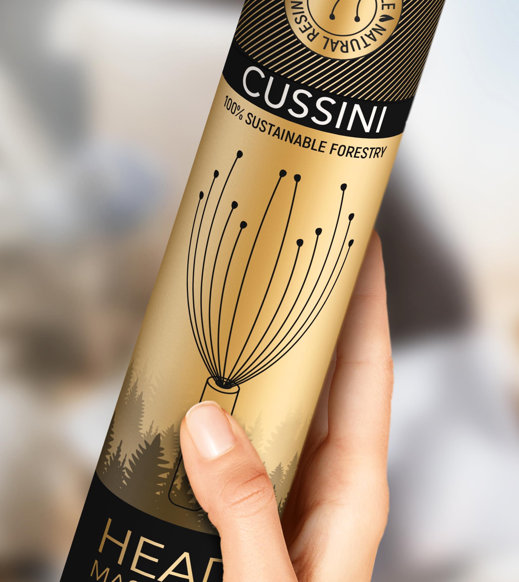 CUSSINI Packaging