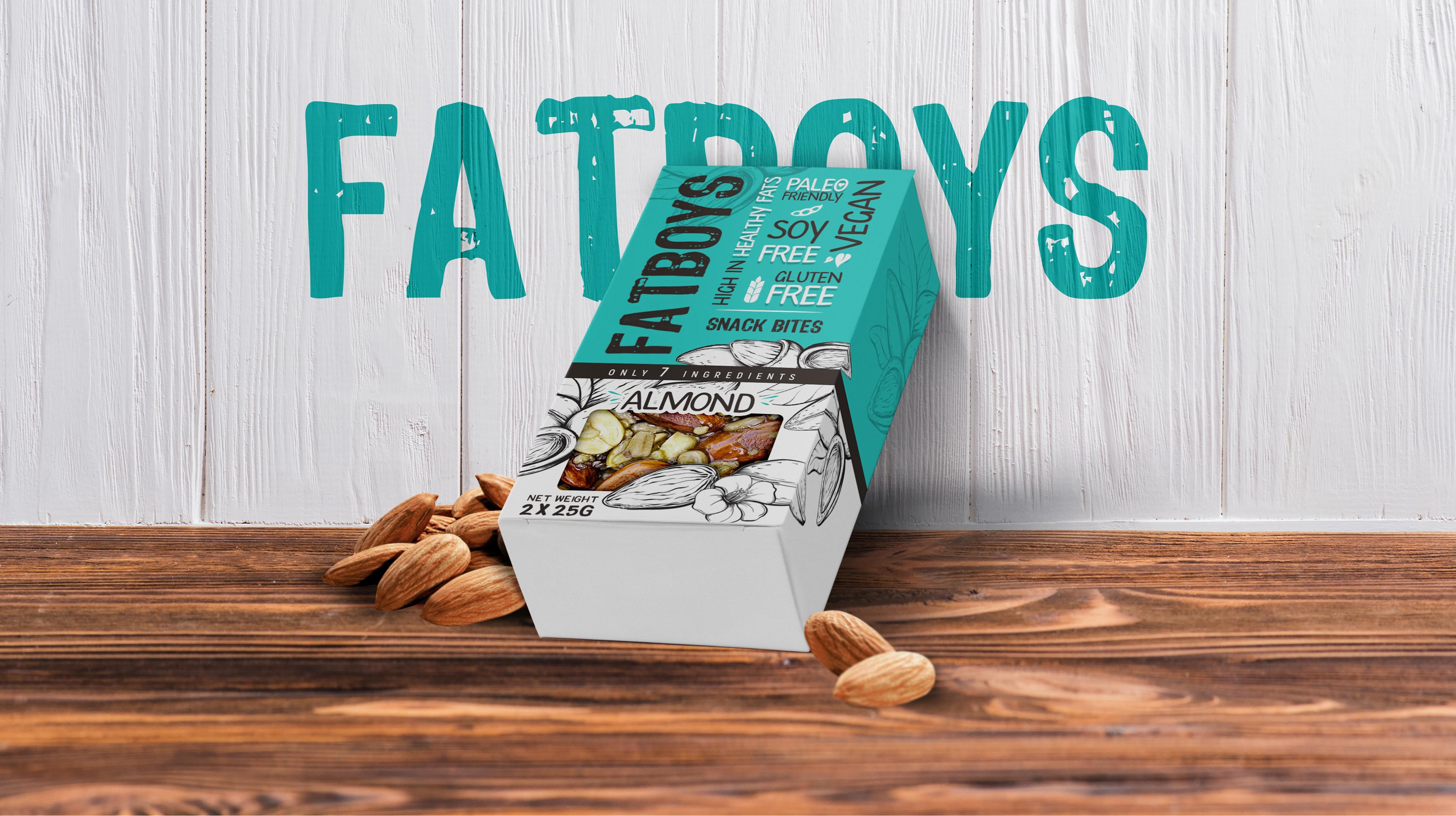 Fatboys Packaging