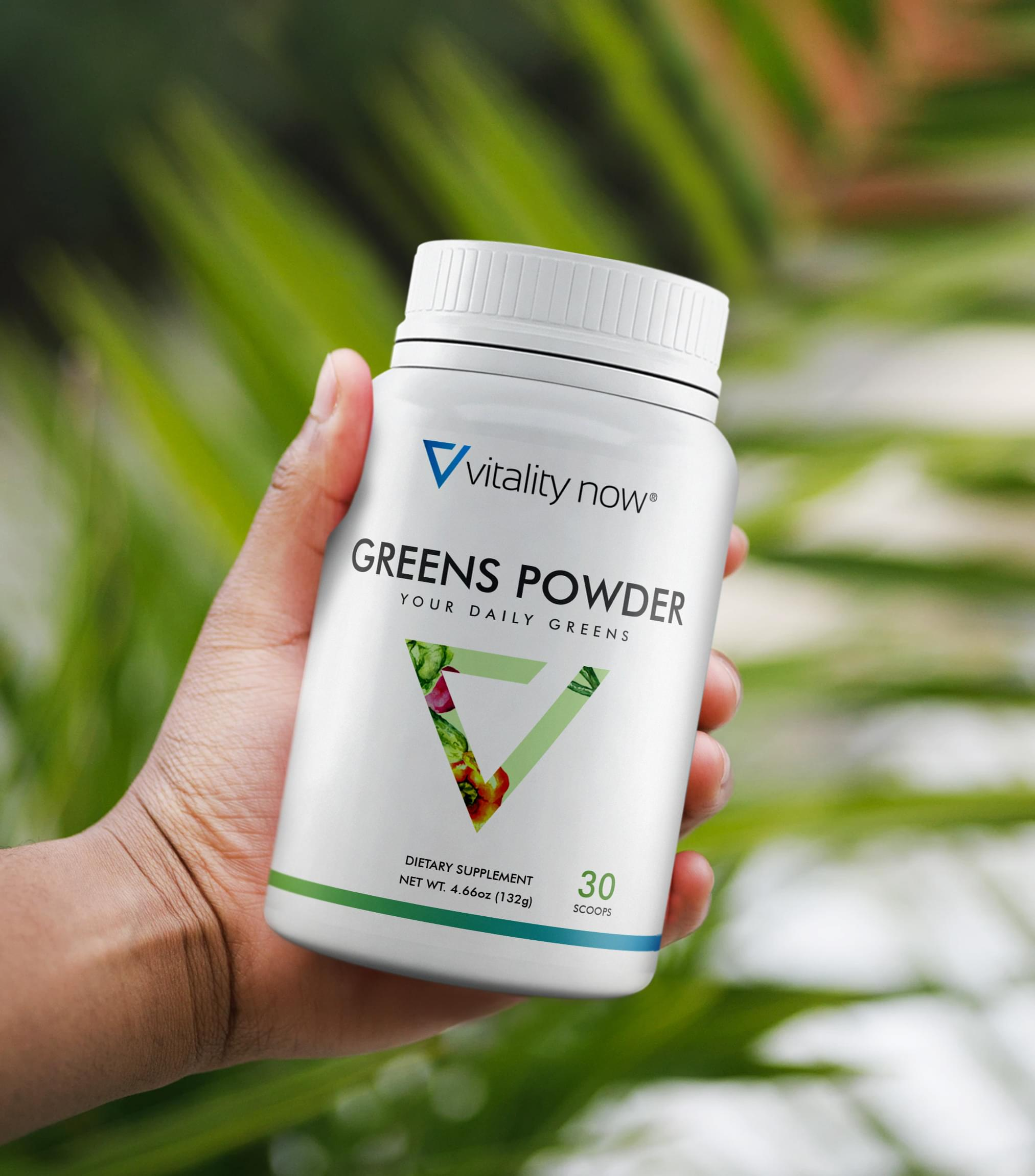 VITALITY NOW Packaging