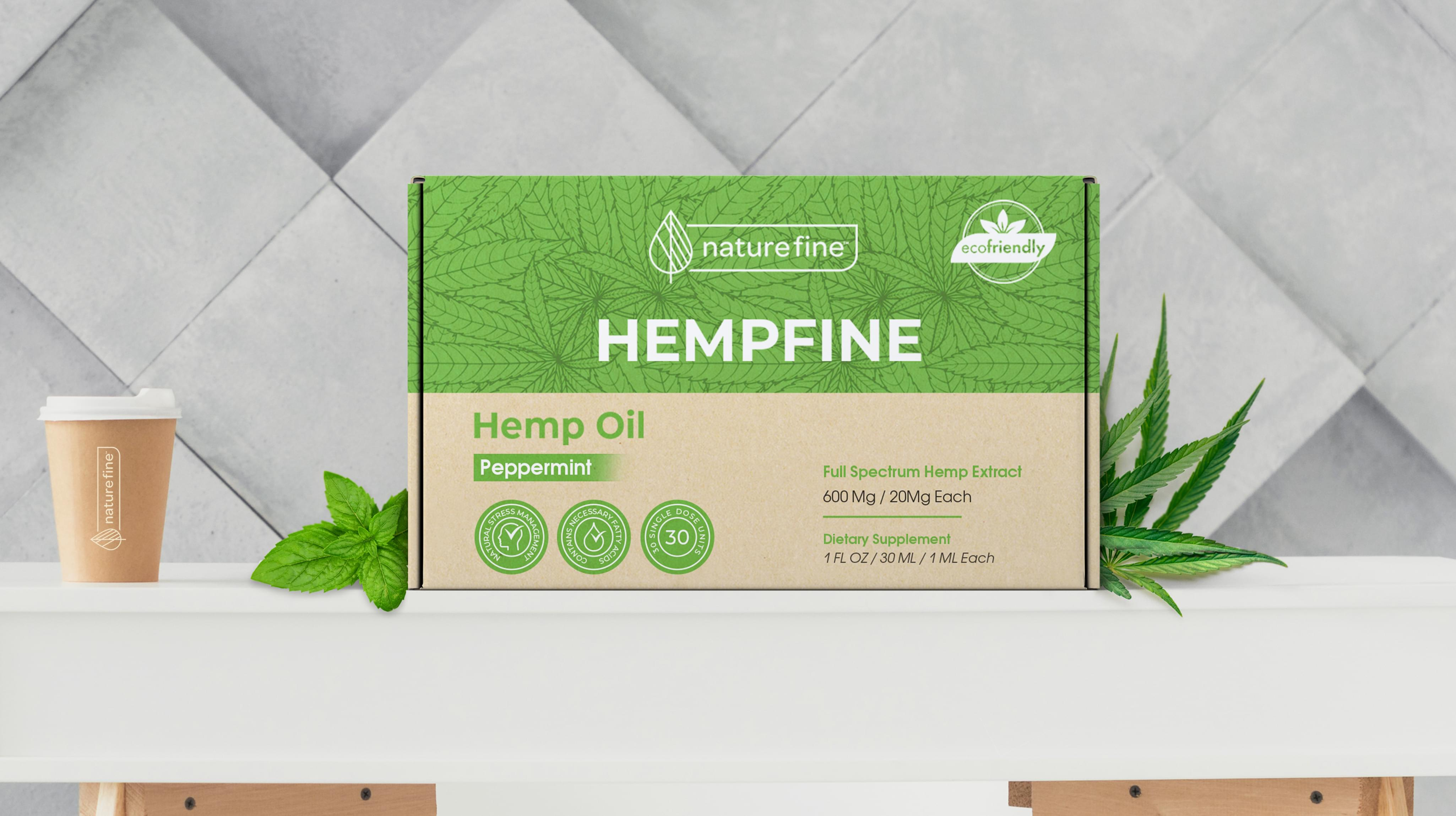 NATURE FINE Packaging