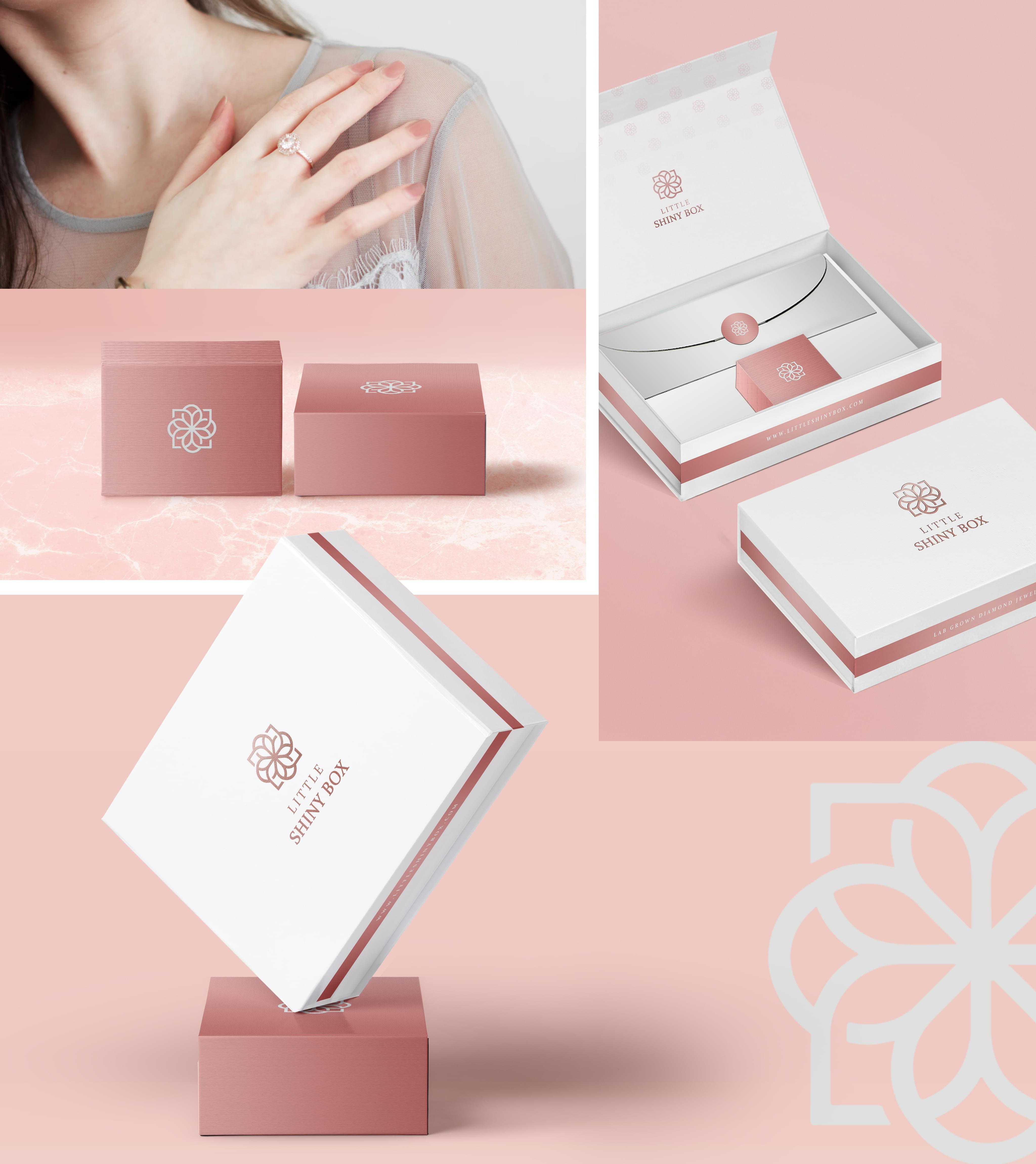 LITTLE SHINY BOX Packaging