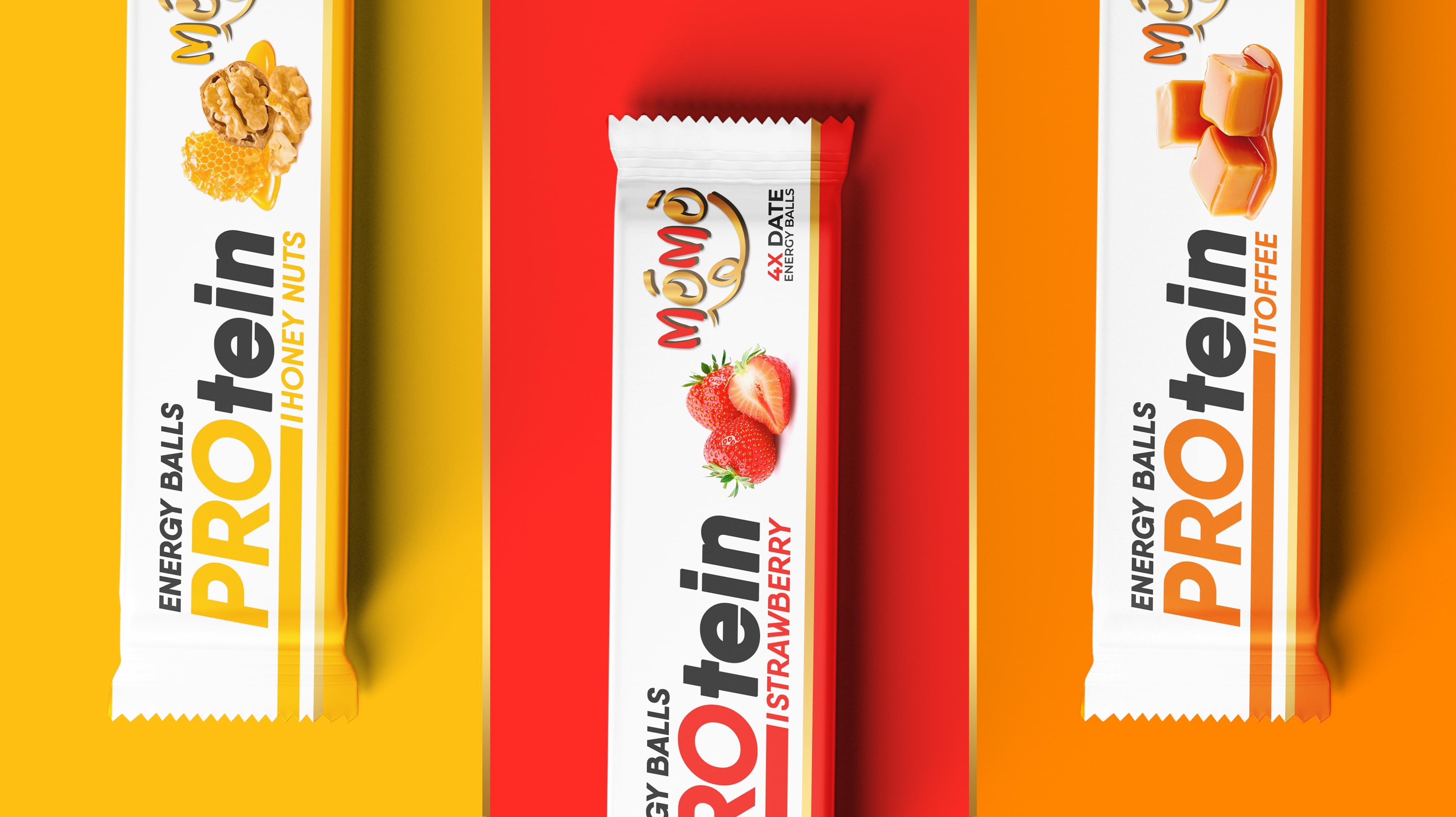 MOMO Pro Packaging