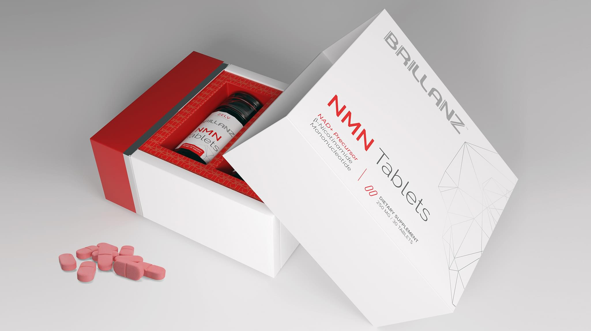 BRILLANZ Packaging