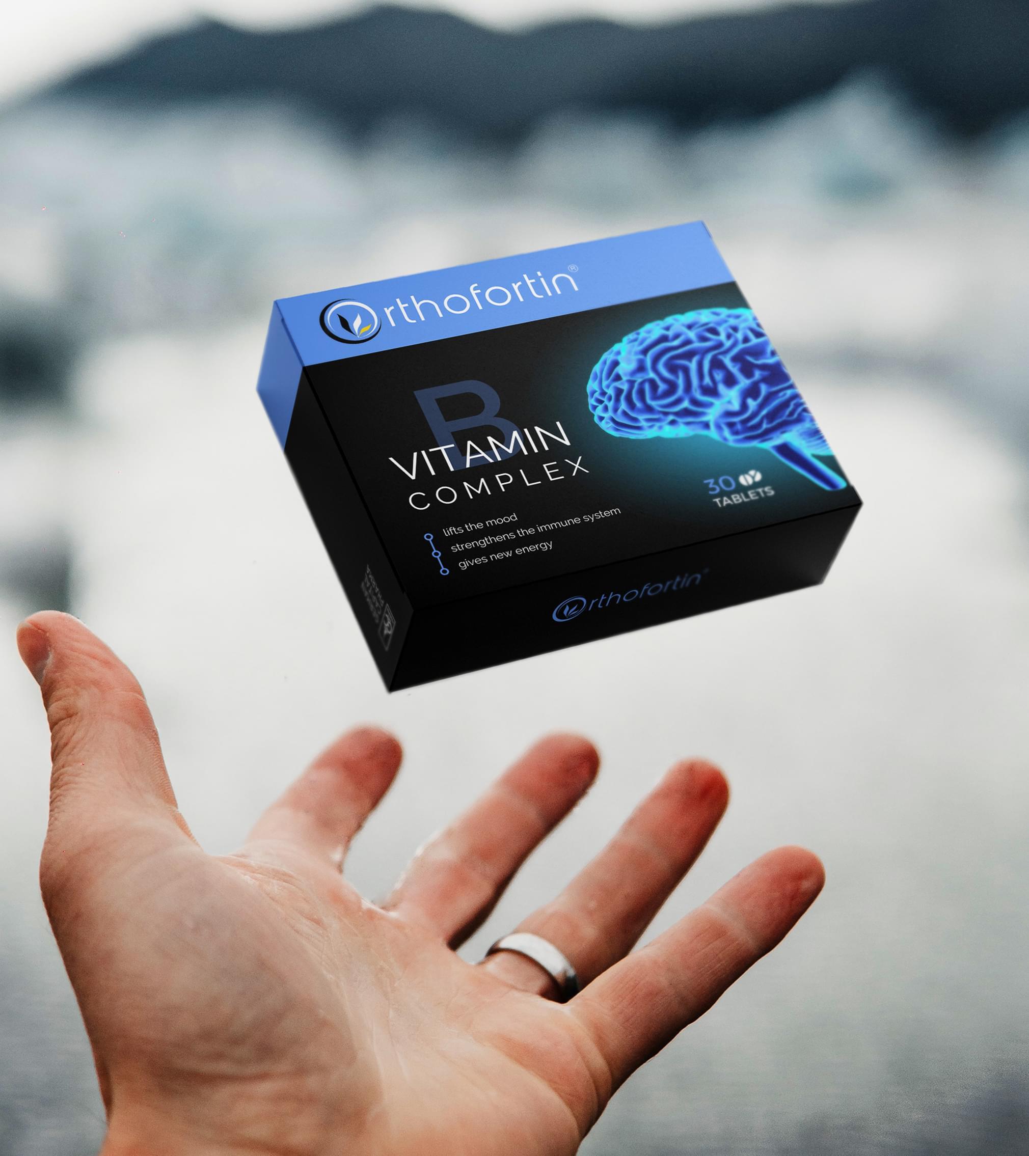 ORTHOFORTIN Packaging