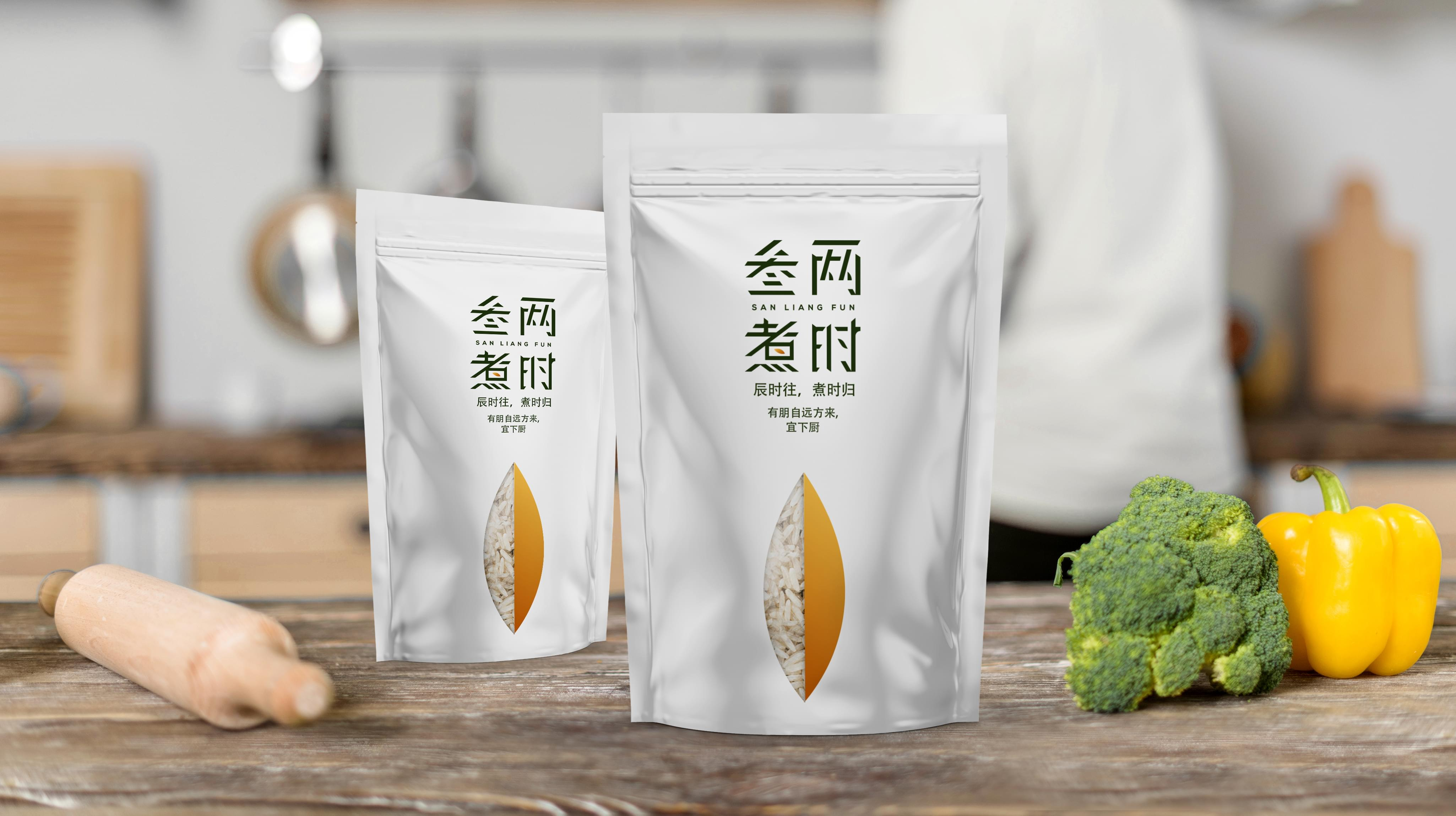 SAN LIANG FUN Packaging
