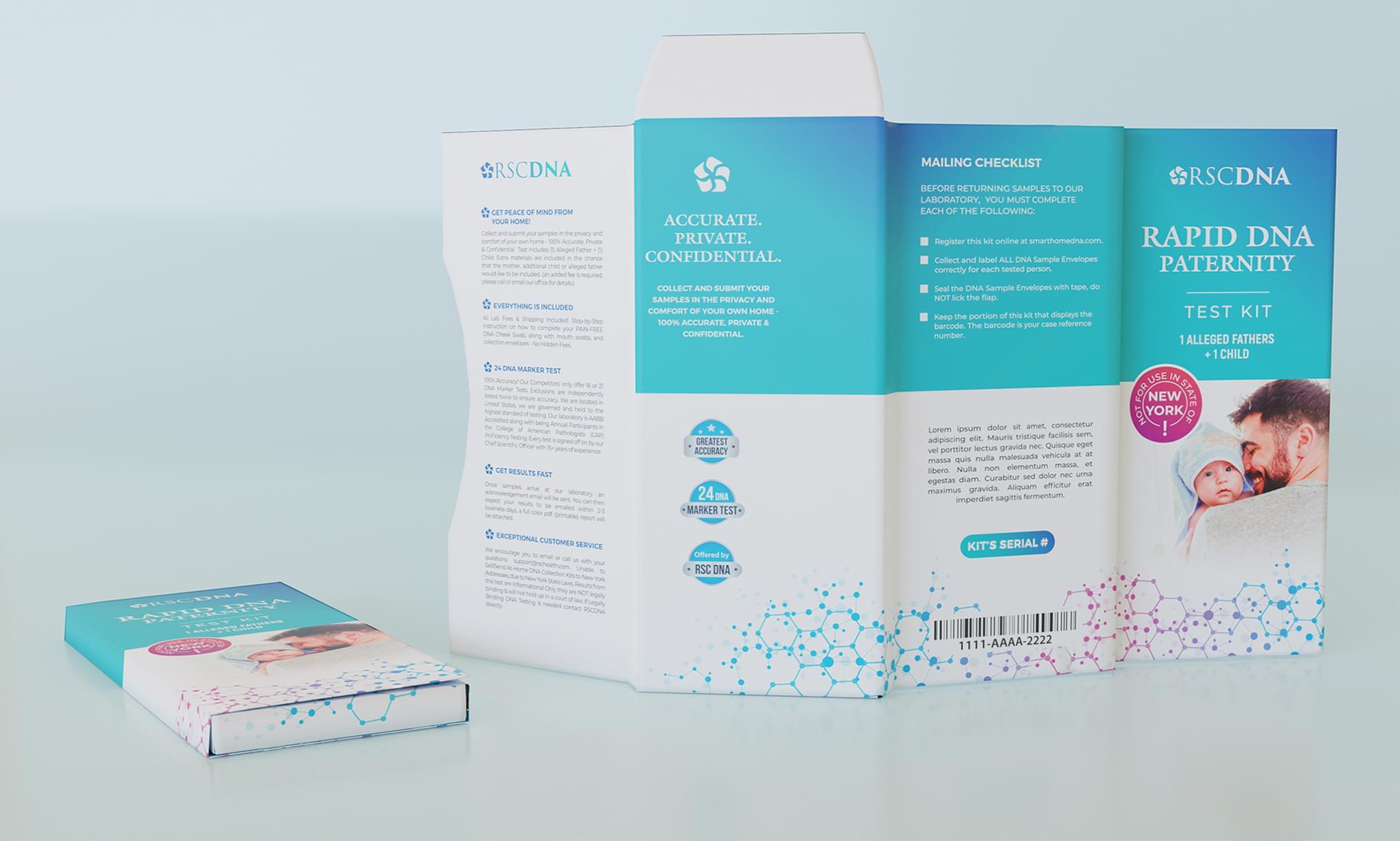 RSCDNA Packaging
