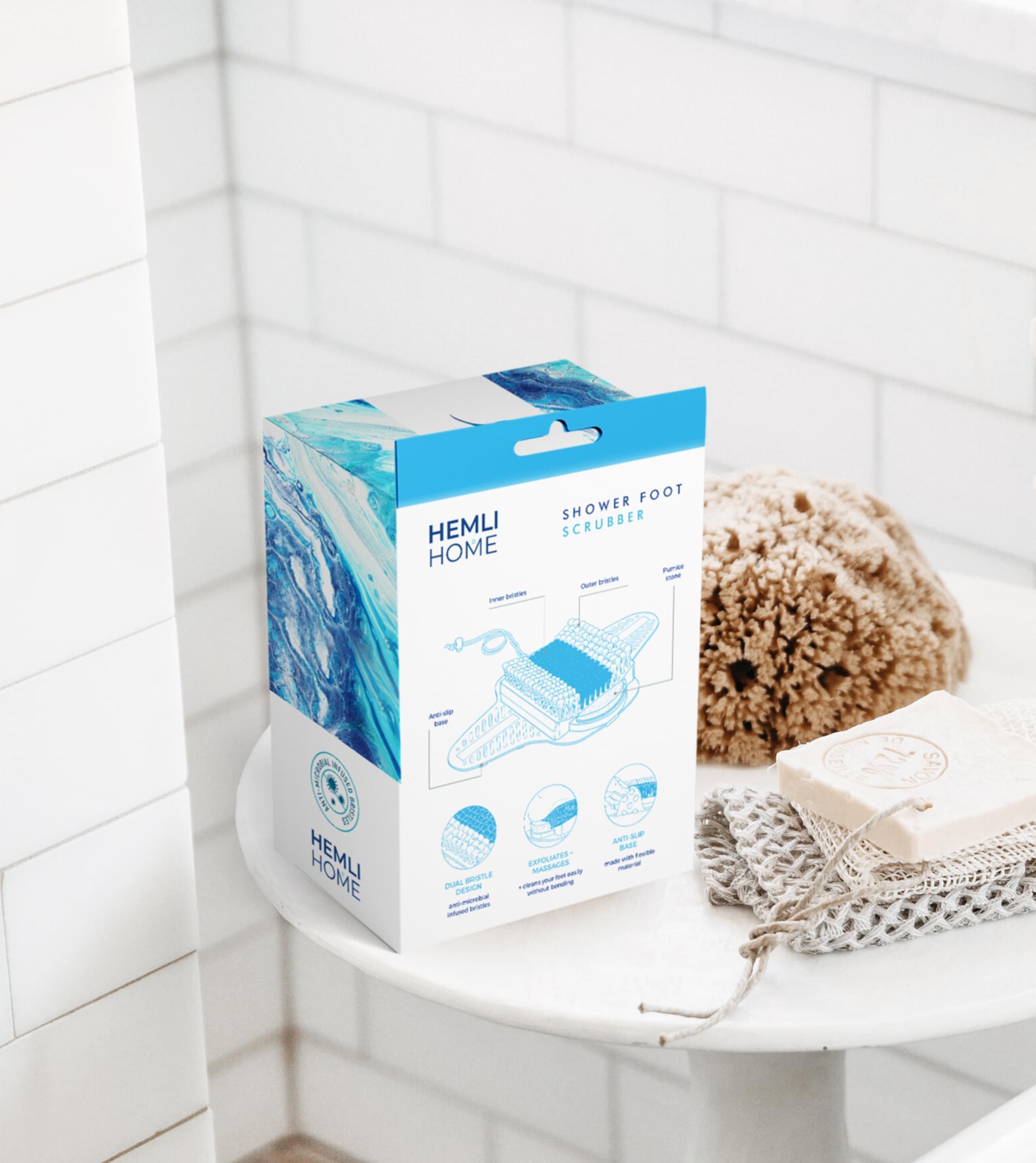 HEMLI HOME Packaging
