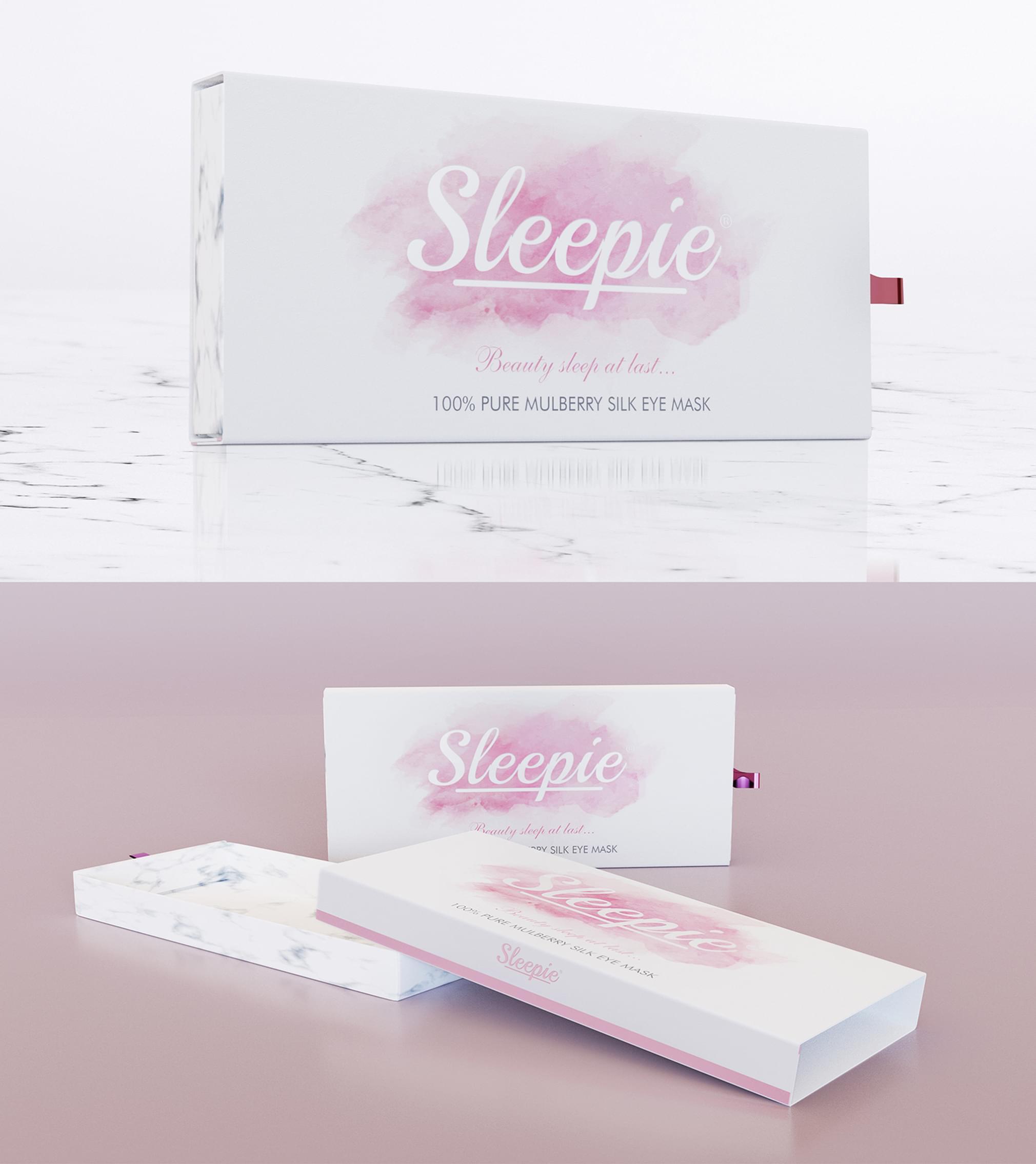 SLEEPIE Packaging