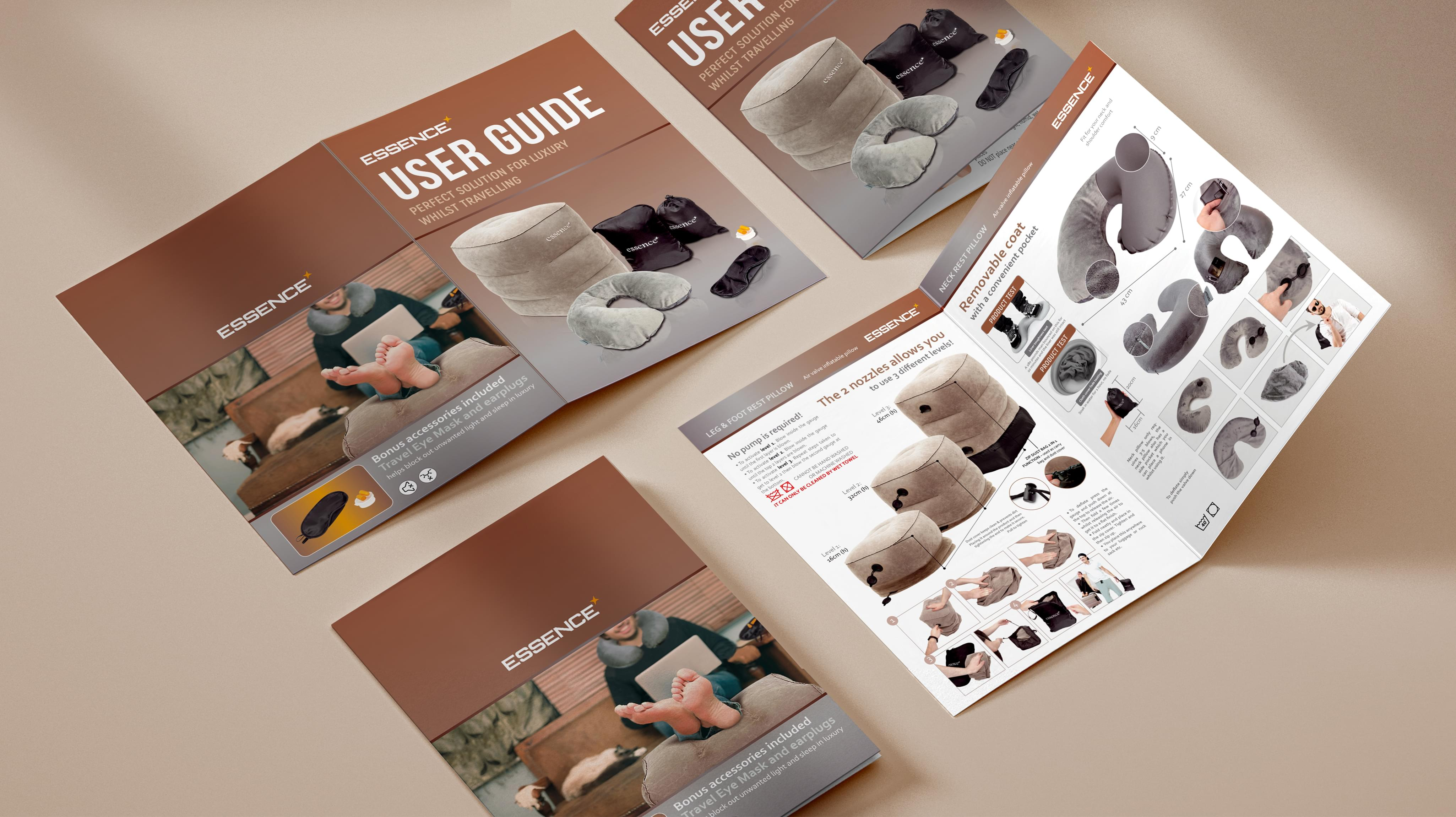 Find Out About No.1 User Guide Design 2021 | Branding Agency Print Graphics