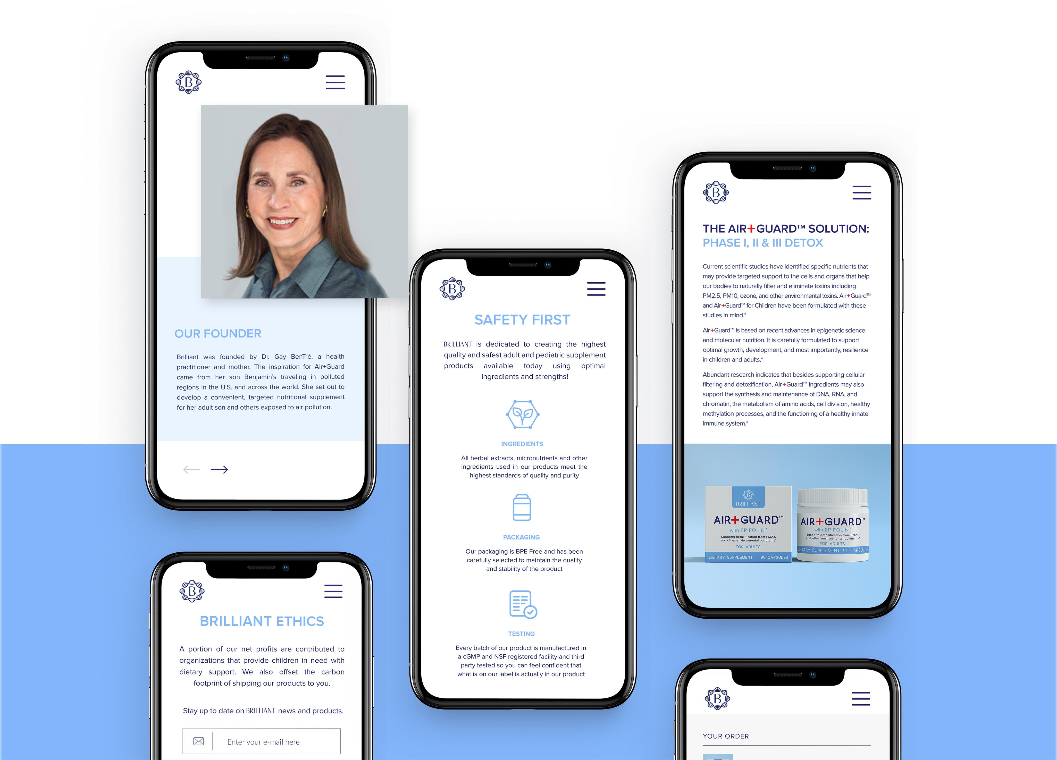 AIR+GUARD   Order No.1 Website Design 2021   Branding Agency Web & Development