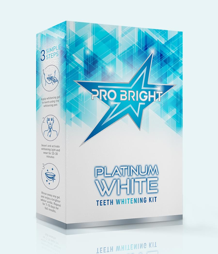 PRO BRIGHT Packaging