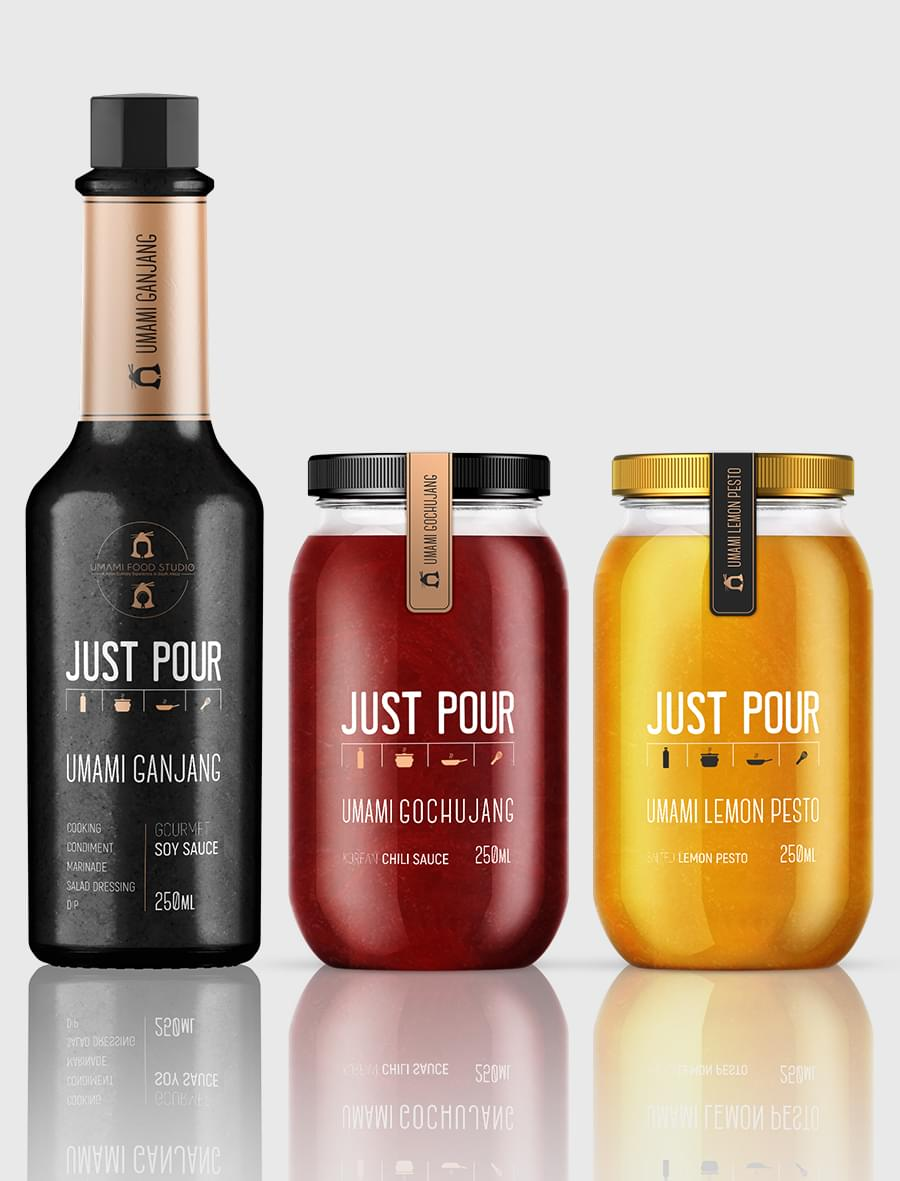 Just Pour Packaging