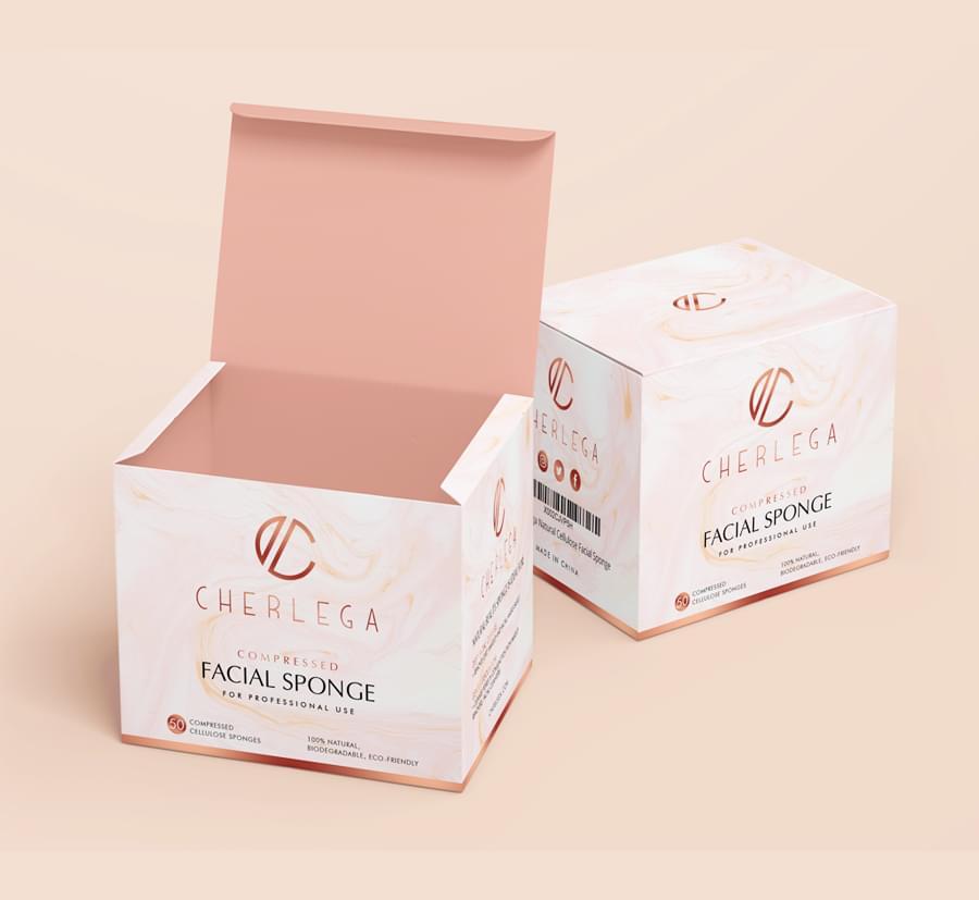CHERLEGA Packaging