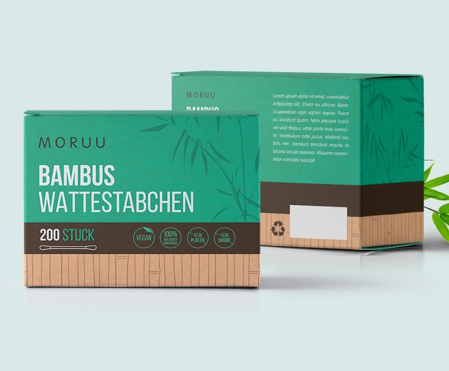 Moruu Packaging