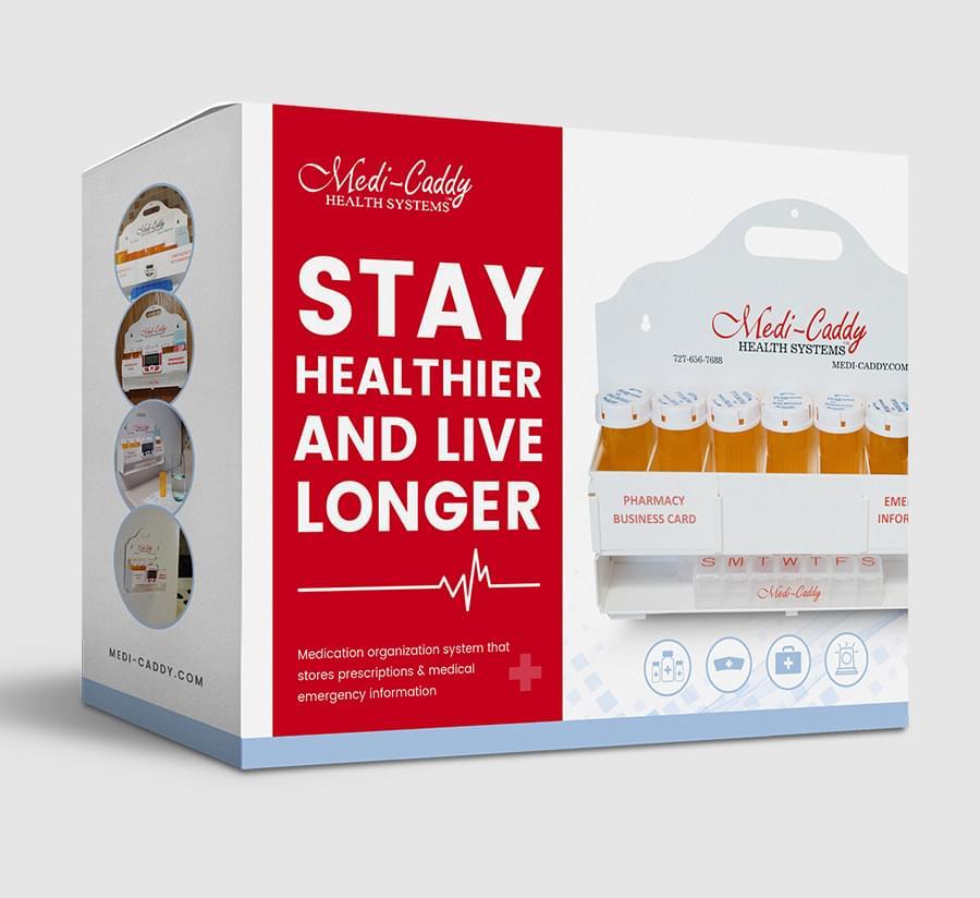 MEDI-CADDY Packaging