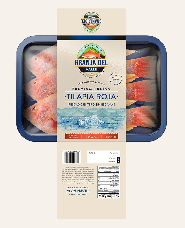 GRANJA DEL VALLE Packaging