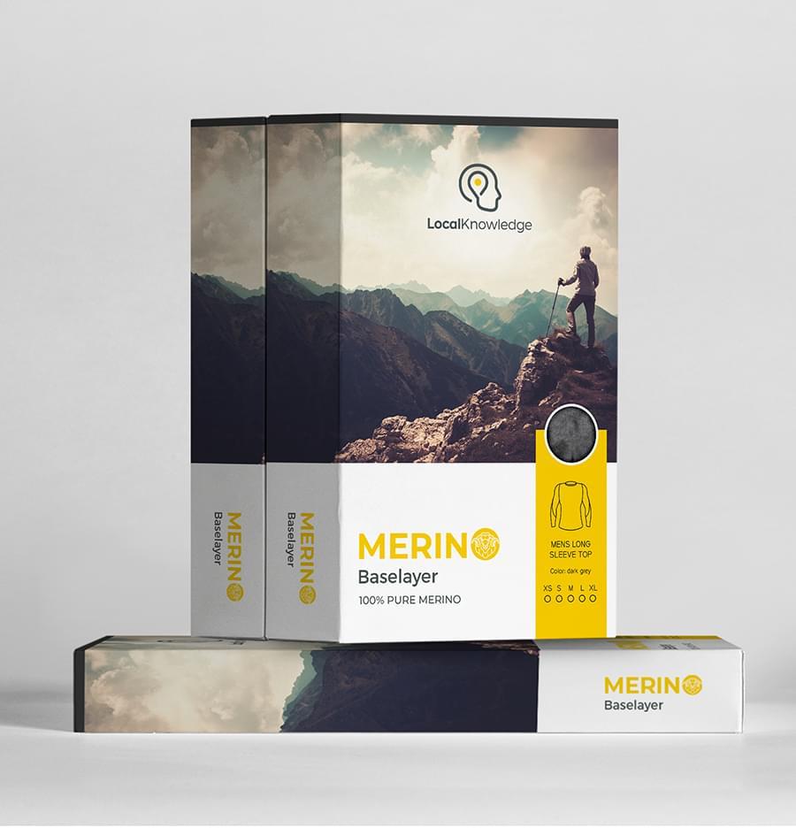 LOCALKNOWLEDGE Packaging