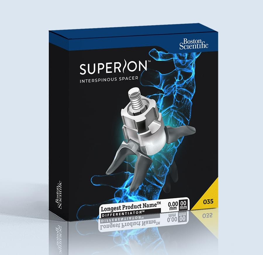 SUPERION Packaging